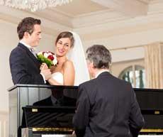 Hochzeitsmusik für die Kirche